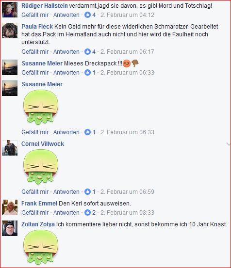 Quelle: https://www.facebook.com/Merkel.uns.nicht.voll/posts/337113896688871