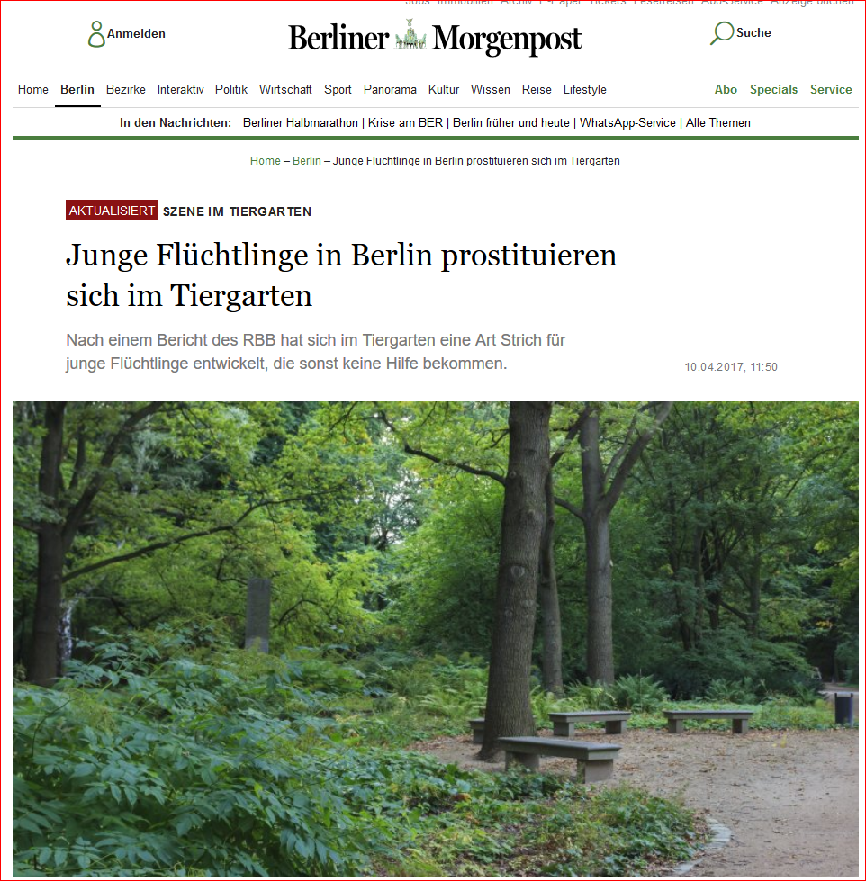 Quelle: BerlinerMorgenpost Foto: picture alliance