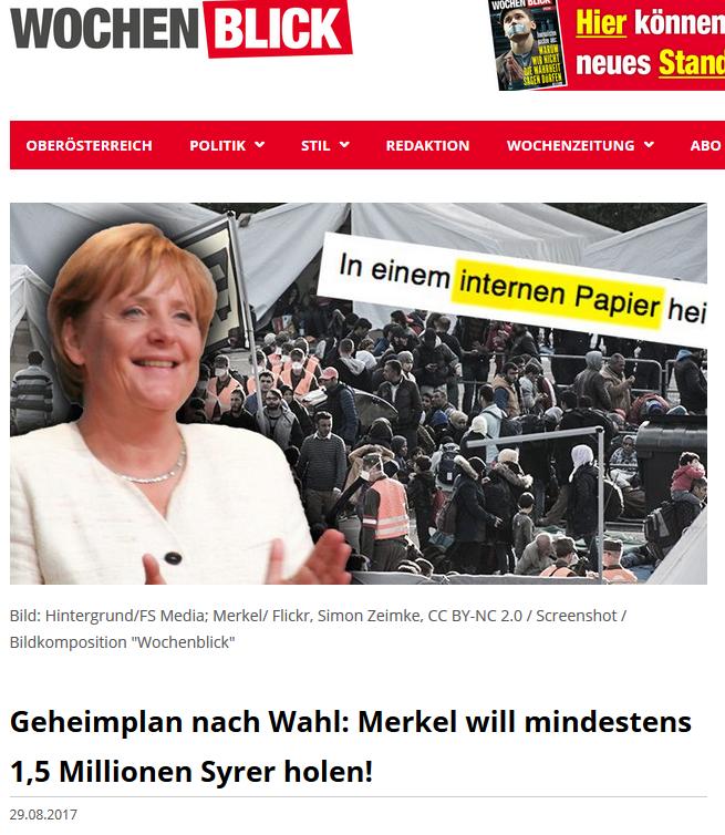Quelle: https://www.wochenblick.at/geheimplan-nach-wahl-merkel-will-mindestens-15-millionen-syrer-holen/
